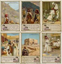 Chromo Liebig Sang. 1012 ITA Algeria Pittoresca ANNO 1911