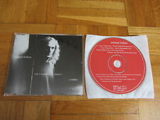 MICHAEL BOLTON Can I Touch You 1995 EUROPEAN CD single 2 live tracks
