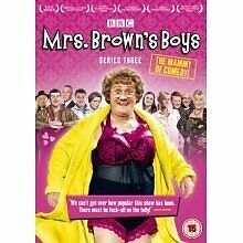 Mrs Brown's Boys - Series 3 - Complete (DVD, 2013, 2-Disc Set, Box Set)