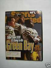 Super Bowl XXXI - It's Going To Be Green Bay vs...