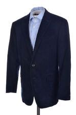 POLO RALPH LAUREN Blue Custom Fit Corudory Cotton Blazer Sport Coat Jacket 44 R