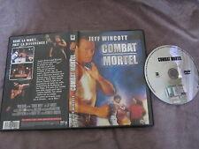 Combat mortel de Jean Levine avec Jeff Wincott, DVD, Action/Karaté