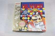 Dr Mario Player's Choice PC (Nintendo Gameboy) NEW Factory Sealed Game Boy