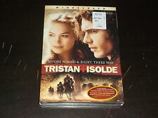 TRISTAN + ISOLDE BEFORE ROMEO & JULIET THERE WAS DVD MOVIE NEW SEALED