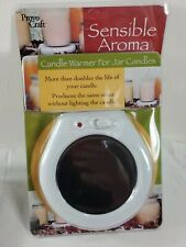 Provo Craft Sensible Aroma Electric Candle Warmer ( For Jar Candles ) Brand New