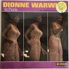 Dionne Warwick In Paris LP Scepter S-534, Sealed