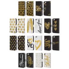 Fundas Head Case Designs color principal oro para teléfonos móviles y PDAs