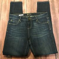 Kut From The Kloth Women's Jeans Size 4 Mia Toothpick Skinny Dark Wash