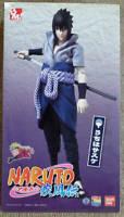 Medicom Toy BM 64  Naruto Shippuden Sasuke Uchiha Figure Bandai Doll