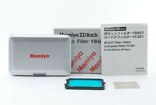【 Top Mint 】 Mamiya ZD Back IR Cut Filter YB401 for 645 AFD From Japan #530