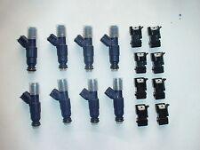 8 Genuine Bosch 42lb 440cc fuel injectors Camaro Corvette Firebird 5.7 LS1 LT1