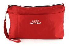 PICARD Switchbag L Tasche Kosmetiktasche Kulturtasche Rot