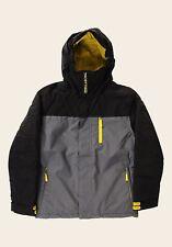 BILLABONG Youth LEGEND PLAIN Snow Jacket - BLK - Medium - NWT