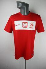 Poland 2012 2014 Away Nike Football shirt trikot Mens M Medium F813 Polska
