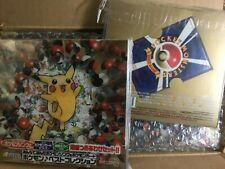 Japanese Pokemon CD Promo - Charizard - Blastoise - Venusaur - Factory Sealed