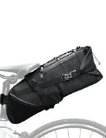 Lixada Bike Saddle Bag 3-10L Large Bicycle Cycling Tail Under Seat Storage Pack