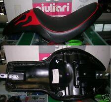 5219 022 Selle Originale Giuliari YAMAHA VIRAGO XV 250 ROUGE FIRE