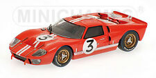 Ford Gt40 MKII #3 Le Mans 1966 Gourney / Grant 1:43 Model 400668403 MINICHAMPS