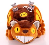 Cute Doll My Neighbor Totoro Cat Bus Plush Toy Soft Stuffed Doll 30cm