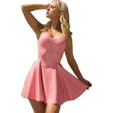Latex Rubber Pink  Apron Unisex Costumes Gummi 0.4mm Unique Party Customize