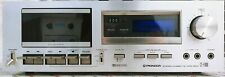 Pioneer CT-F 600 Piastra a Cassette Tape Deck Stereo Vintage **TOP**