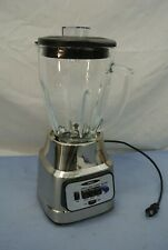 OSTER BLENDER STAINLESS LIKE FINISH & GLASS PITCHER 450W