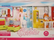 Barbie Doll House Totally Real House Sealed 2006 Free Shipping