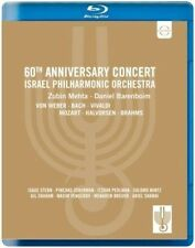 60th Anniversary Concert: Israel Philharmonic Orch [Blu-ray], New DVDs