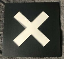 The XX - XX - VINYL RECORD LP DIE-CUT COVER 2009