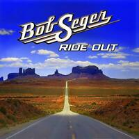 Bob Seger - Ride Out (2014)  CD  NEW Album OFFICIAL Gift Idea NEW