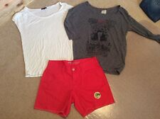 Cute lot of Womens Clothing- Sz Small & 2 - Gap, American Eagle, Old Navy Shirts
