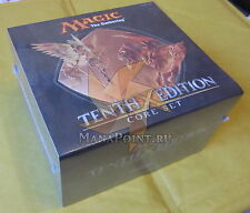 1 10th X Tenth Edition Core Set Fat Pack Factory Sealed Box (mtg) [manapoint.ru]