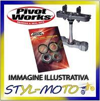 PIVOT WORKS KIT REVISIONE CUSCINETTI DI STERZO HUSQVARNA SMR 610 2008-2009