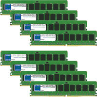 Arch Memory Replacement for Dell SNPDFK3YC//16G AA138422 16 GB 288-Pin DDR4 ECC RDIMM Server RAM for PowerEdge R7425