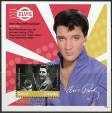 GHANA 2016  ELVIS PRESLEY SET OF THREE  SOUVENIR  SHEETS   MINT NH