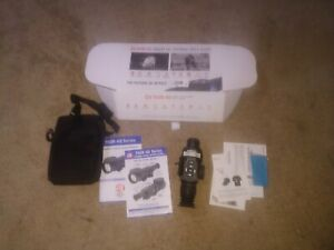 ATN Thor Smart HD 384 2-8x Riflescope w/ accessories & addons