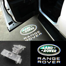 2X Led Projector Ghost Shadow Lights Door Logo For Land Rover Range Rover Sport