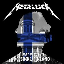 METALLICA / WorldWired Tour / Hartwall Arena, Helsinki, Finland / May 09, 2018