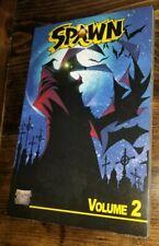 Spawn Volume 2 Soft Cover Graphic Novel Image Comics McFarlane *New* Spawn