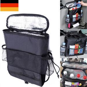 Auto KFZ Rücksitztasche Rücksitz Tasche Rückenlehnentasche Auto Tasche Organizer