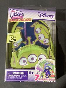 2021 Real Littles Disney Pixar Mini Backpacks Toy Story Aliens w/ 7 Surprises