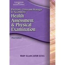 Health Assessment & Physical Examination ( DVD Rom,2006 )
