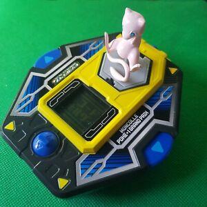 Pokemon go Moncolle Pro Grand Prix Tomy handheld console nintendo card game mew