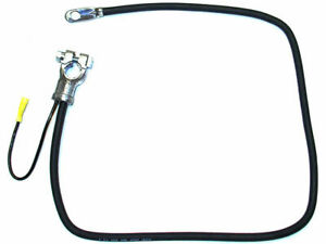 For 1956 Nash Ambassador Special Battery Cable SMP 63258RQ 4.1L V8