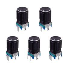 Bojack Ec11 Audio Digital Potentiometer 360 Degree 5 Pin Rotary Encoder Code Swi