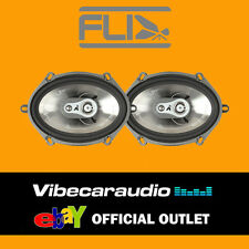 "FLI Integrator FI57 5""x7"" 3 Way 210W Ford Mondeo Fiesta Focus Car Door Speakers"