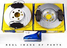 FRONT AXLE BRAKE SET DISCS & PADS CITROEN FIAT LANCIA PEUGEOT ADB11001 ADC1522V