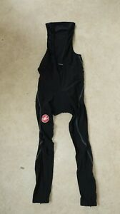 Castelli Cyclyng Bib Tights Pants Trousers Size M