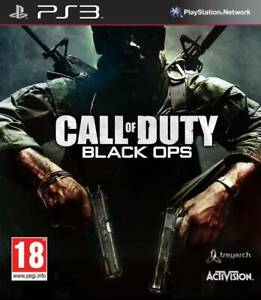 Call of Duty: Black Ops   PlayStation 3 PS3 New