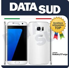 """SMARTPHONE SAMSUNG GALAXY S7 EDGE SM-G935F 32GB OCTA CORE 5.5"""" WHITE PEARL-BRAND"""